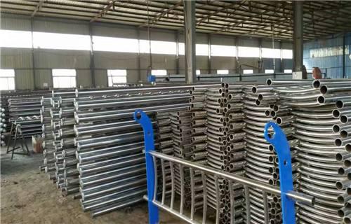 德阳金属材料公司生产各种q235钢板立柱等系列产品今日价格