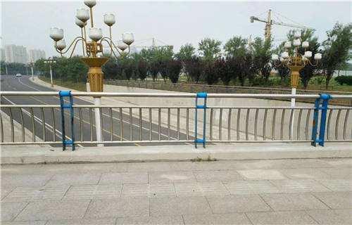 聊城金属材料公司生产各种桥梁栏杆等系列产品市场价格