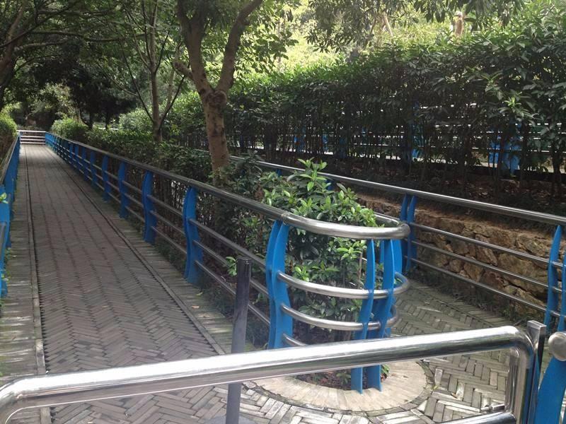 银川金属材料公司生产各种桥梁栏杆等系列产品价格多少