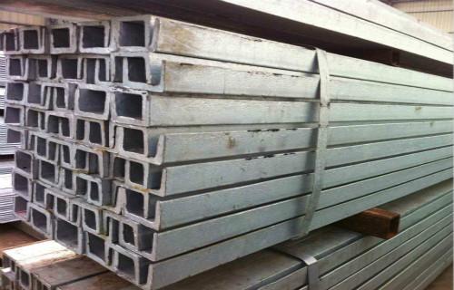 延安镀锌槽钢价格