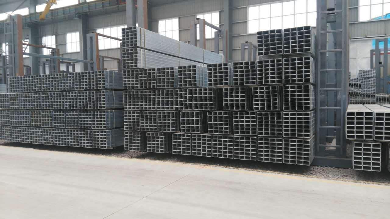 包头镀锌方管生产厂