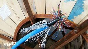 黄石6芯单模光缆GYTA-6b1产品用途