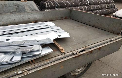 百色不锈钢碳素钢复合管栏杆实体老厂家