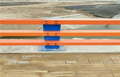 枣庄不锈钢碳素钢复合管桥梁栏杆厂家批发价格