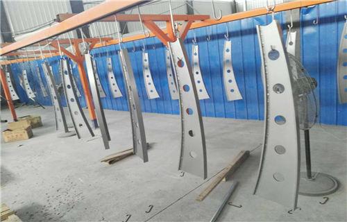黔西南不锈钢栏杆立柱独特的生产工艺
