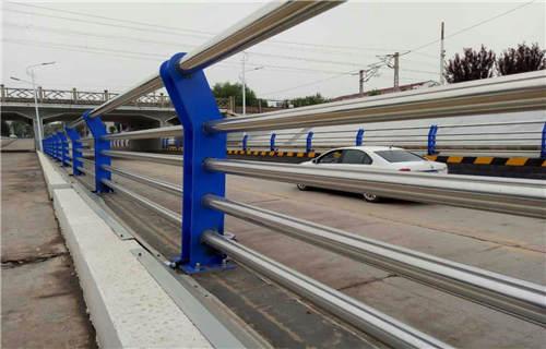 银川不锈钢河道护栏产品规格