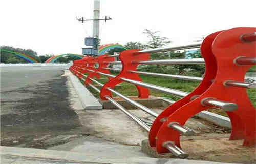 玉树桥梁景观护栏订做产品规格