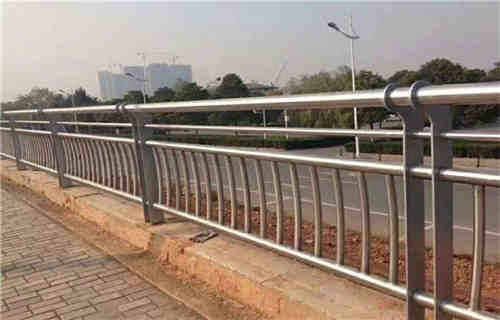 海西碳钢喷塑护栏生产厂家