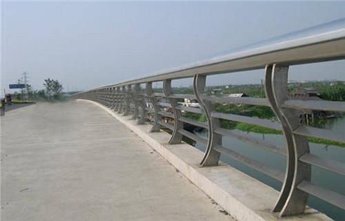 玉树桥梁景观护栏订做生产工艺