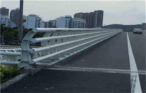 克拉瑪依不銹鋼防撞護欄立柱產品報價