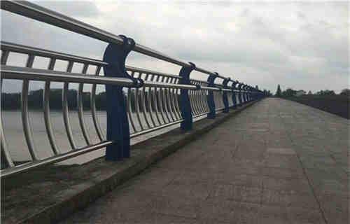 寧夏橋梁鋼板防撞立柱供應商