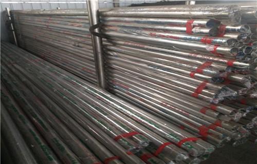 云南省曲靖不锈钢护栏复合管尺寸