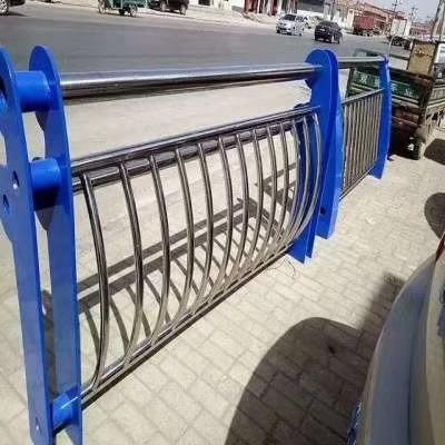 三亚不锈钢复合管栏杆工期短