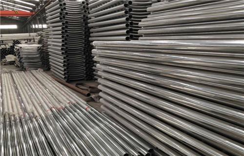 曲江304不锈钢碳素钢复合管栏杆