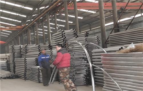 淄博不锈钢复合管专业制造15年