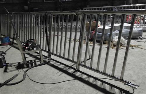 韶关不锈钢复合管栏杆