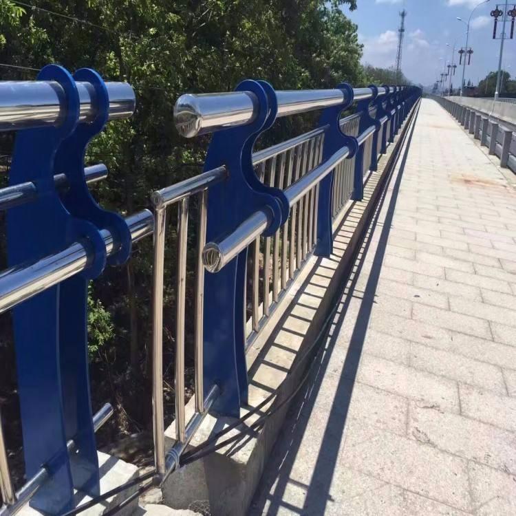 临汾不锈钢景观复合管防撞护栏来电咨询