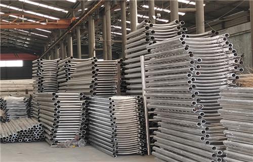 常州不锈钢天桥复合管防撞护栏供应商
