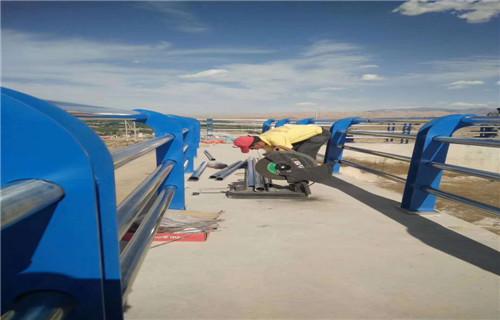 汕头桥梁不锈钢防撞复合管护栏生产安装