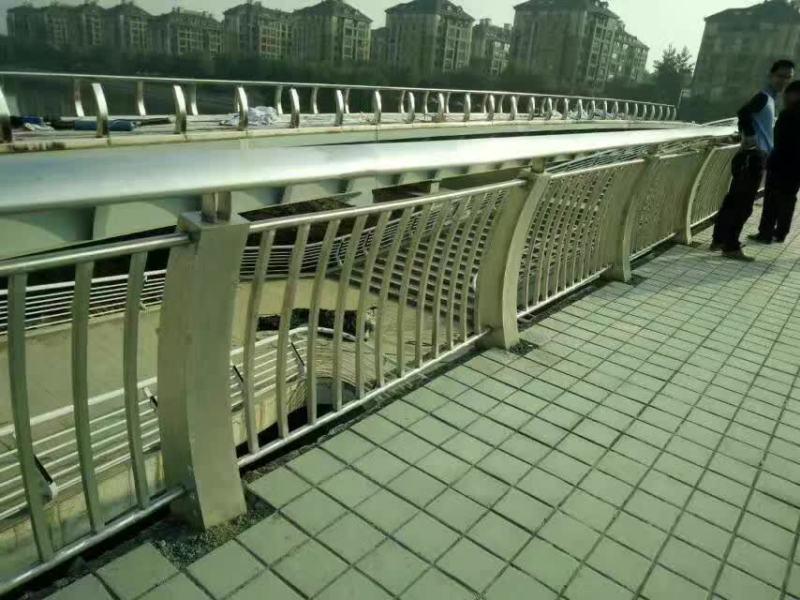 湖南永州不锈钢桥梁复合管制造商