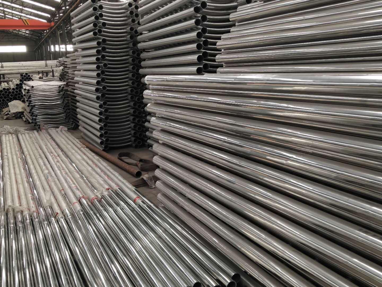 内蒙古呼伦贝尔不锈钢护栏复合管畅销全国