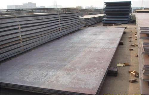 西宁耐候板多少钱一吨