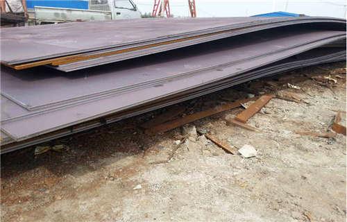 伊犁耐候板多少錢一噸