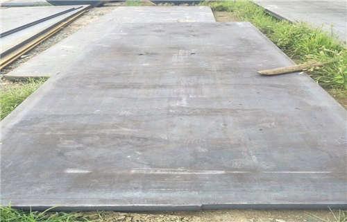烏魯木齊耐候板多少錢一噸