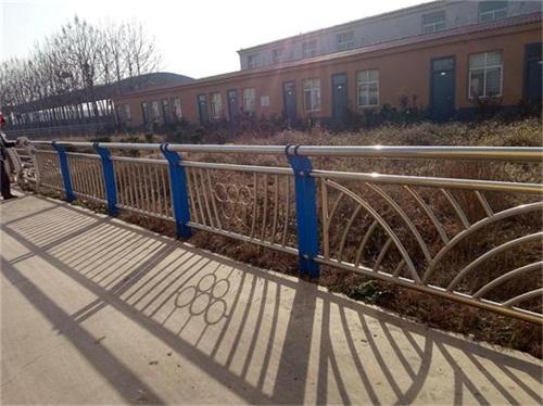 信阳桥梁不锈钢护栏参考价格