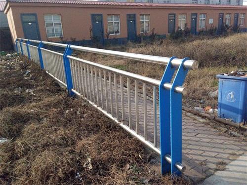 随州桥梁不锈钢护栏行情报价