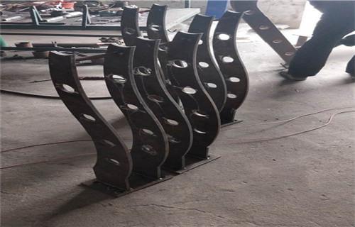 芜湖防撞不锈钢护栏型号品种多
