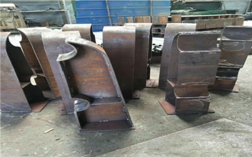 太原不锈钢碳素钢复合管栏杆厂家发货