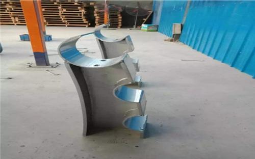 成都不銹鋼河道護欄專業生產廠家