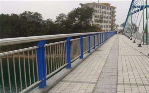 阜陽橋梁不銹鋼護欄型號多齊全