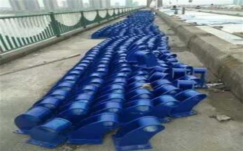 北京天橋不銹鋼護欄桿施工技術方案