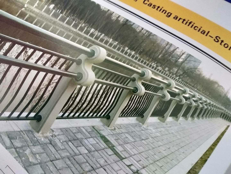 惠州不銹鋼橋梁景觀護欄規格價格