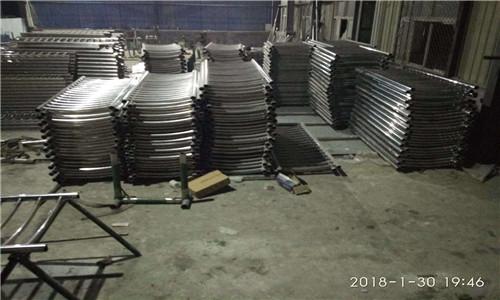 南阳127*4不锈钢复合管桥梁栏杆实力厂家