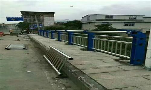 江门不锈钢复合管桥梁防撞栏杆厂家