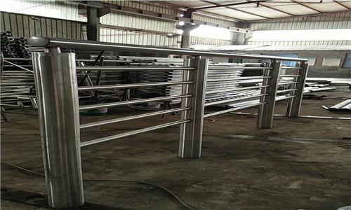 荆州201不锈钢复合管桥梁护栏生产厂家