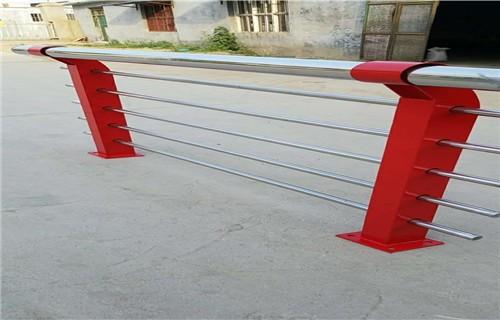 平远防撞桥梁护栏价格