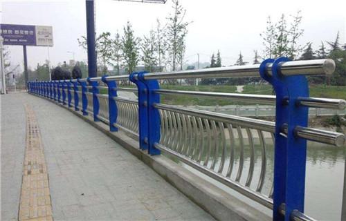 华蓥道路桥梁护栏直销