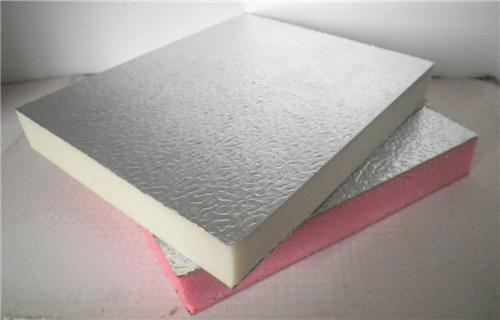 四川風筒保溫鋁箔酚醛板專業廠家-每立方價格