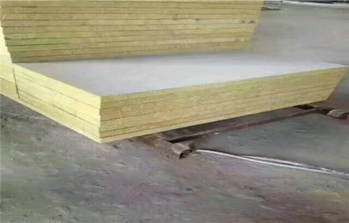 湘潭低密度定制巖棉板專業廠家-施工方法