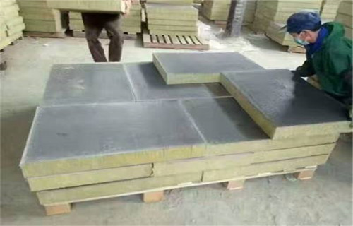 长治定制型防火岩棉板生产厂家-含税价格