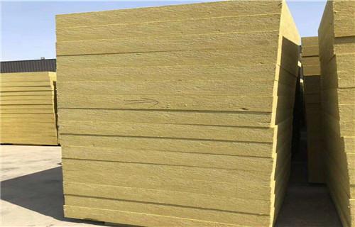 锦州大量机制砂浆复合岩棉板厂家订货报价