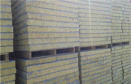 黔南硬質砂漿復合巖棉板廠家購買價格
