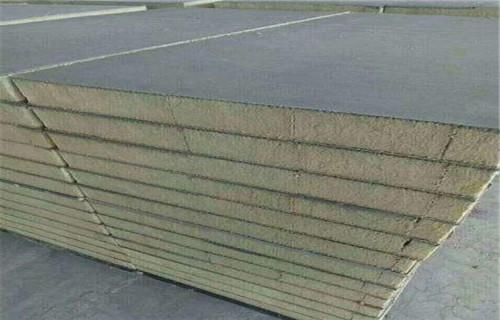 玉溪硬質砂漿復合巖棉板生產廠家含稅是多少