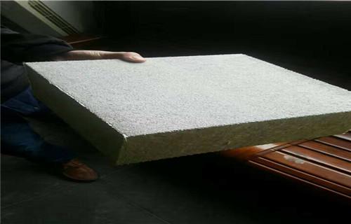 开封填充型低密度防火岩棉板生产厂家-厚度定制