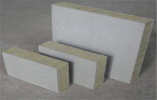 遂寧增強砂漿復合巖棉板廠家一立方多少錢