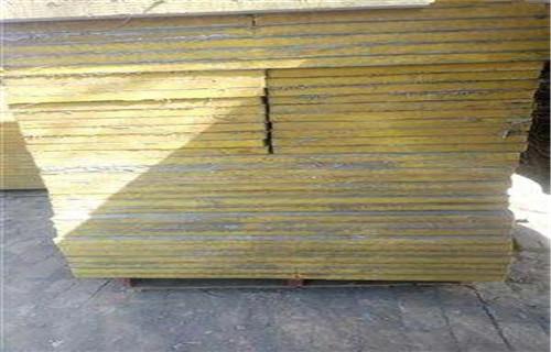 长治锅炉防火岩棉板生产厂家-含税价格